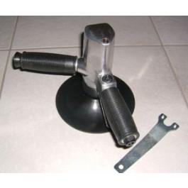 Polijst / poetsmachine 7 inch
