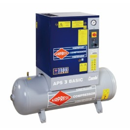 AIRPRESS BASIC COMBI APS 3  (230 Volt)