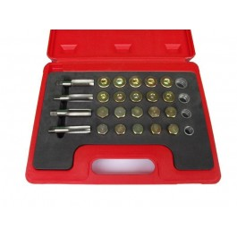 Carterplug reparatie set