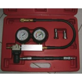 Cilinder lek detector Uitgebreide set